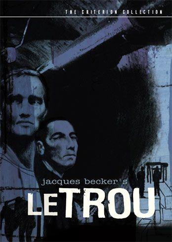 Le Trou / HU DVD 350 / http://catalog.wrlc.org/cgi-bin/Pwebrecon.cgi?BBID=4011138
