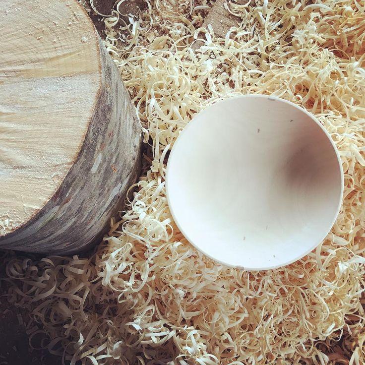 #ブナ #木の器