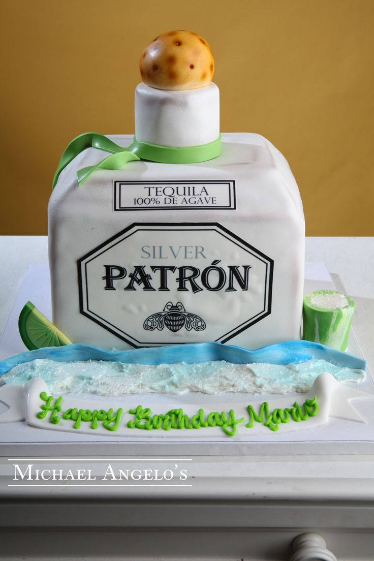 birthday cake liquor