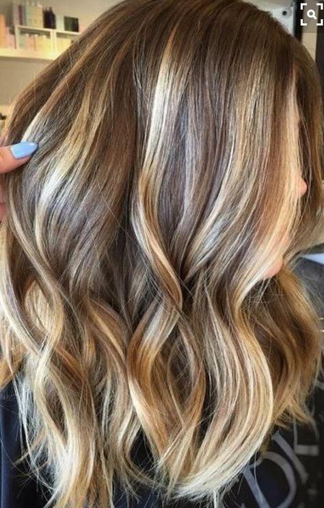 La coloración del cabello más de moda 2017-2018: fotoSamoe cabello de moda para colorear 2017-2018: foto (2017-2018 años, la coloración del cabello)
