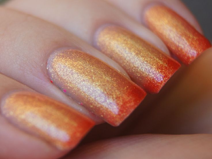 Liquid Sky Lacquer Just Lucky