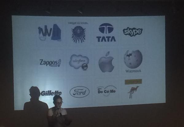 Anita Y Cheng @anitaycheng  Aug 15 .@JaimeRLevy shows us blue ocean companies at @socaluxcamp