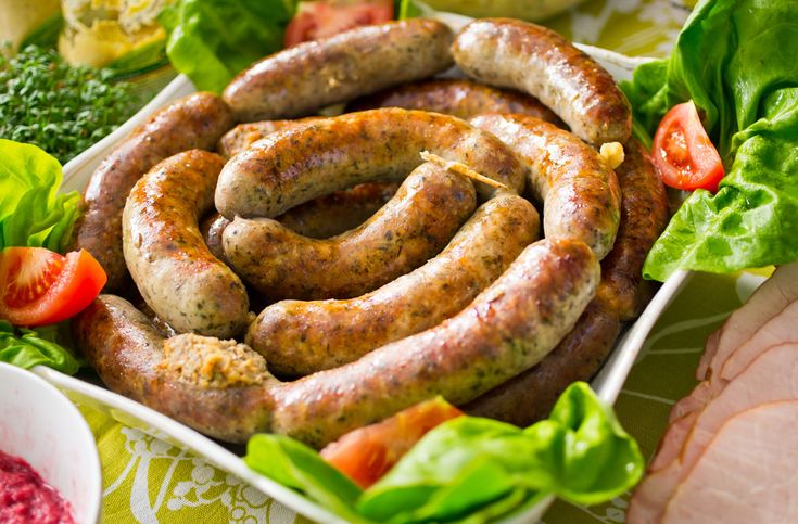 Рецепт домашней колбасы — Вкуснота!