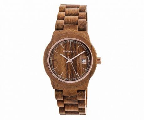 Dámské hodinky Earth Biscayne Brown