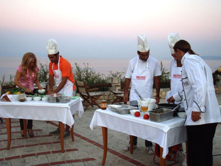 HALKIDIKI GASTRONOMY - Cooking lessons @ Blue Bay Hotel