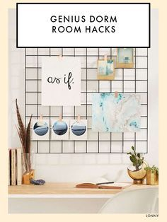 Hacks To Ace Your Dorm Room