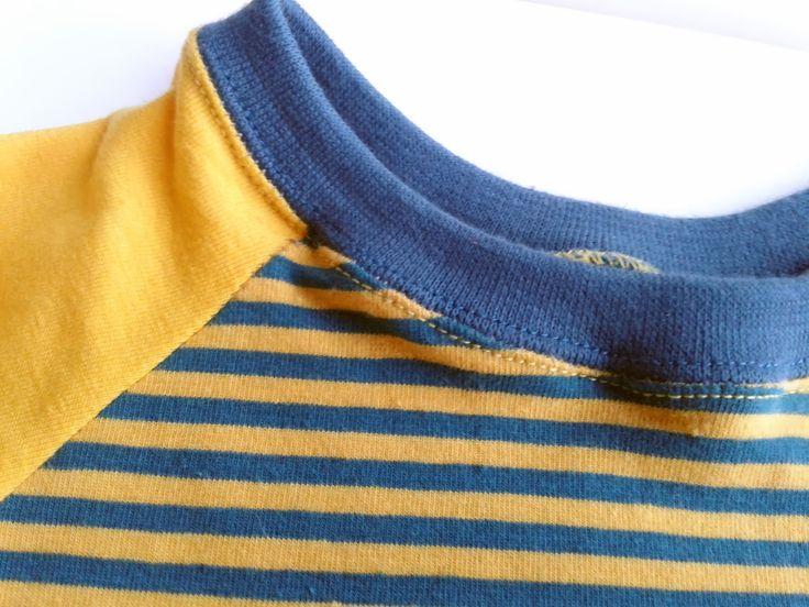 Werken met tricot; velen zien er een beetje tegenop, maar het hoeft echt niet moeilijk te zijn. Zeker als je een overlock hebt, maar zelfs z...