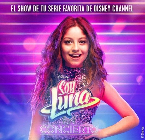 Le concert de #SoyLuna fera un passage dans l'hexagone. On attend plus que la date précise. @disneyfr