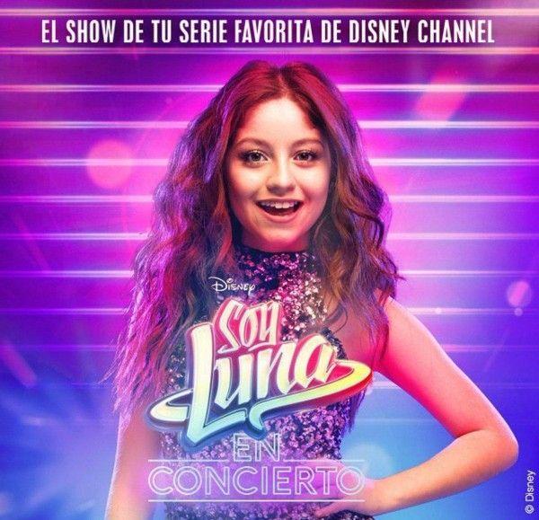 Le concert de #SoyLuna fera un passage dans l'hexagone. On attend plus que la date précise. @disneyfr