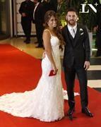 El análisis de los looks de Antonela y de Messi