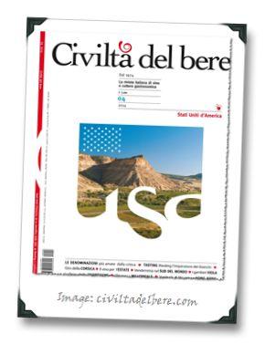 Born In The USA (My American Wine Scene Wine Picks For Italy's Civilta del bere Magazine) on 1WineDude.com