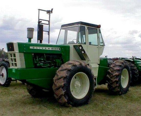 Antique Tractors 4 Wheel Drive : Best oliver images on pinterest tractors old