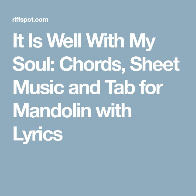 182 Best Mandolin Images On Pinterest Sheet Music Guitar Chord