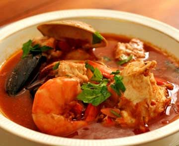 from simply recipes cioppino cioppino with giant bites of the sea all ...