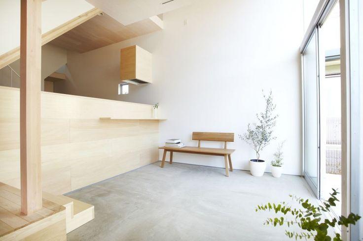 House H+/+Hiroyuki+Shinozaki+Architects