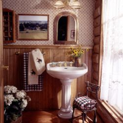 95 Best Images About Primitive Country Bathrooms On Pinterest Country Bathrooms Dry Sink And Clawfoot Tubs