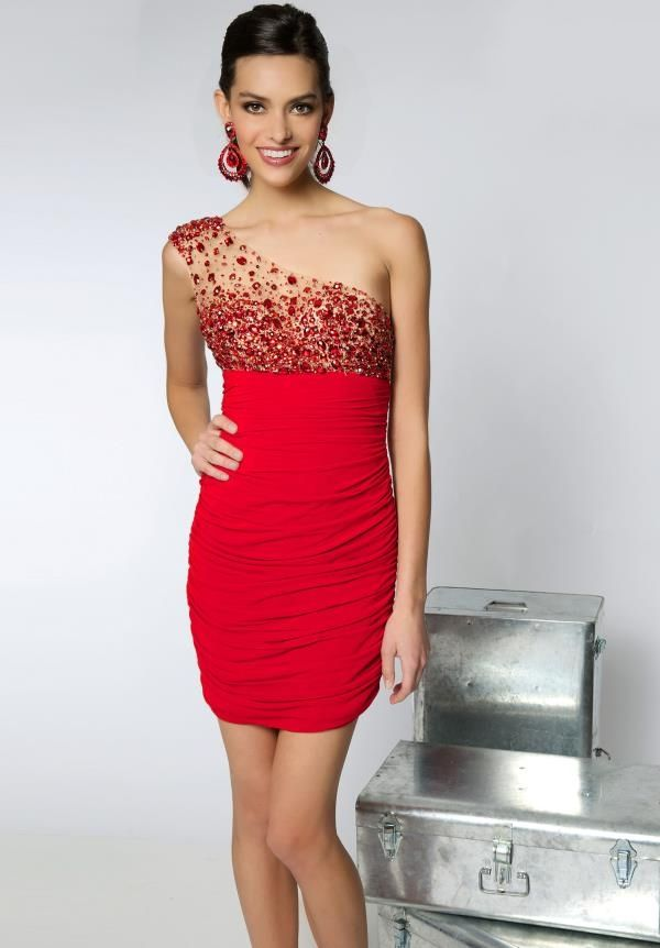 21 Elegant Christmas Party Dresses 2015 For Women - Fashion Craze