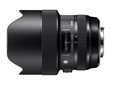 Sigma announces full-frame 14-24mm F2.8 DG HSM Art lens