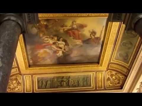 Todos Buscan A MONA LISA Pero Hay Solo La JOCONDE París Museo LOUVRE 201...