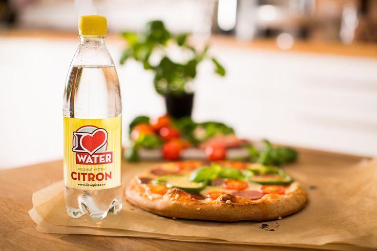 Ett eget vattenmärke passar perfekt för pizzerior som vill synas!