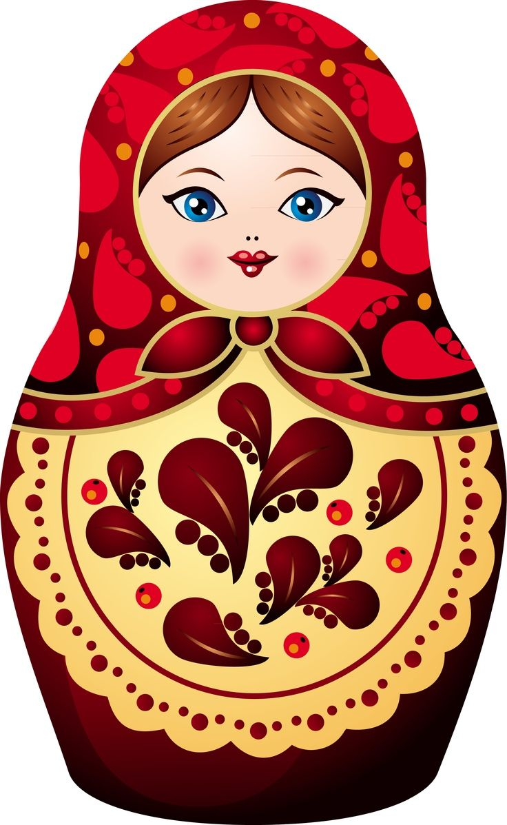 matryoshka doll drawing - Pesquisa Google                                                                                                                                                                                 Más                                                                                                                                                                                 Más
