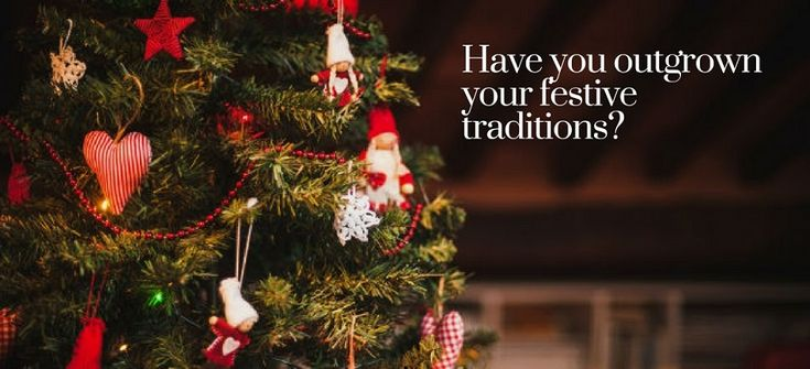If you're feeling frazzled by the silly season...take a mo to connect with yourself & review whether your end of year rituals adequately reflect who you are now & what is most important to you with this article I wrote:  Hope it serves you...or someone who intuitively springs to mind. Blessings, Tanishka