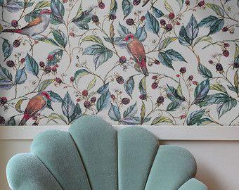 Resumen papel tapiz de hoja de Palma Colores pastel