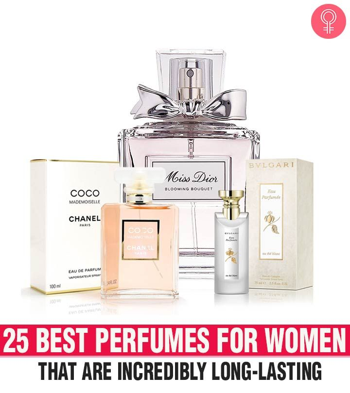 19 Best Incredibly Long Lasting Perfumes For Women 2020