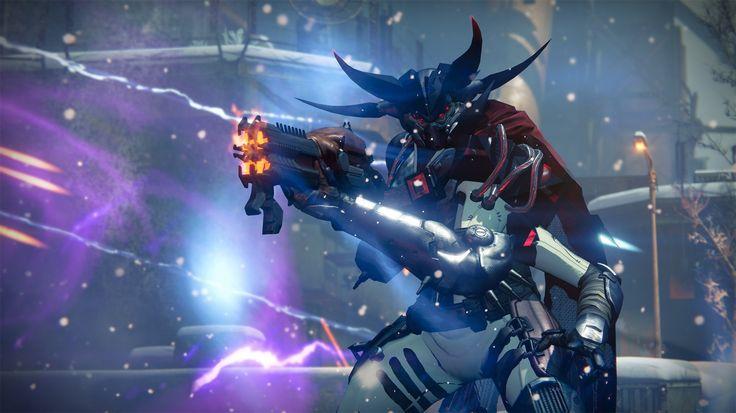 #Destiny: #RiseofIron: Официальный трейлер долгожданного дополнения - ИгроБлог HotPlay