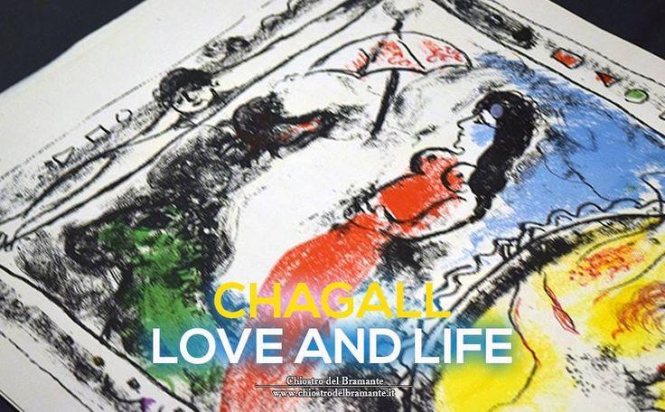 - Chagall era alla ricerca di un linguaggio visivo corrispondente alla complessità delle sue concezioni, e tali riposte poteva trovarle soltanto a Parigi, nella capitale dell'arte. E' il 1910 -
