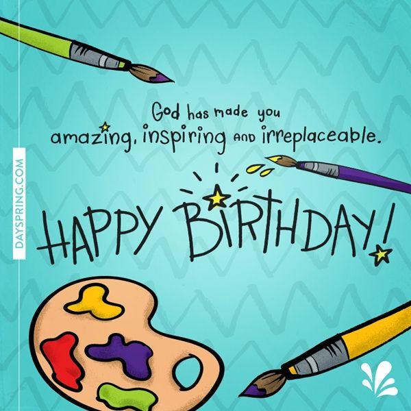 Best 20+ Christian Birthday Wishes Ideas On Pinterest