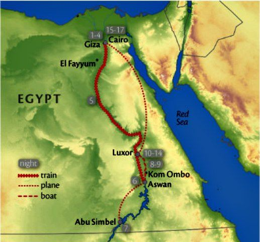 10 Questions about Ancient Egypt - Where is ancient Egypt located? A: It is a country in North Africa. A civilization that thrived along the lower reaches of the River Nile, which is 'modern Egypt' today.