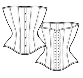 461 best Corsets images on Pinterest