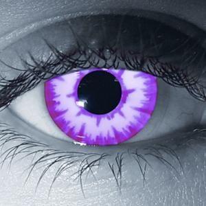Temptress Custom Contact Lenses