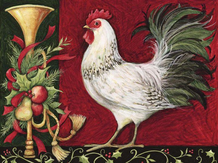 Christmas Rooster 1001721.jpg (1024×768)