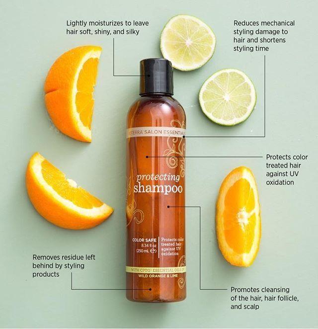 Natural Shampoo That Really Works Shampoo Natural Shampoo Doterra Shampoo