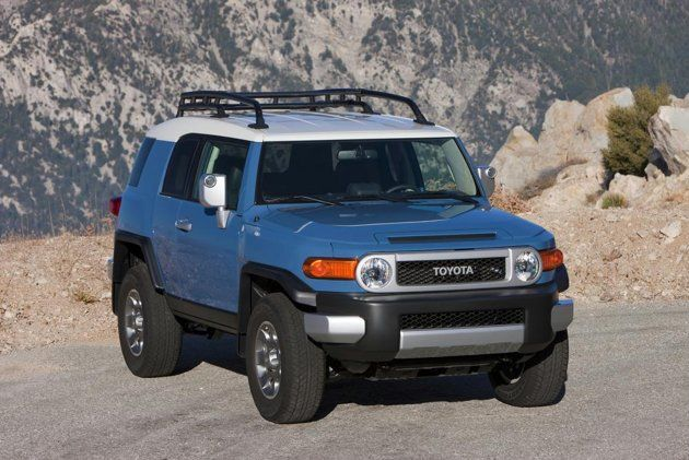 Top-Rated 2014 SUVs: #Toyota and #Lexus made the list.