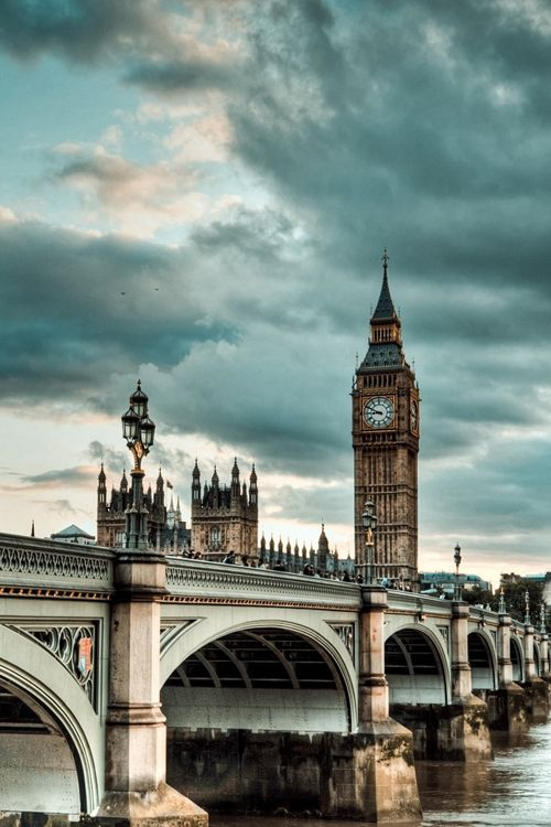 London, England.  Whatever happens you only remember the good things. Therefore London was amazing!!