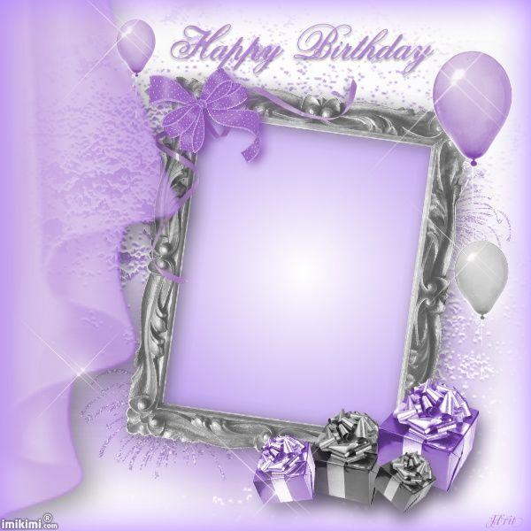 Happy Birthday - Beautiful Photos Frames