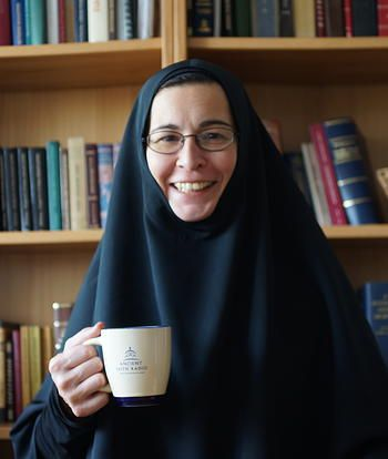 Coffee with Sister Vassa Official Website | About Sr. Vassa