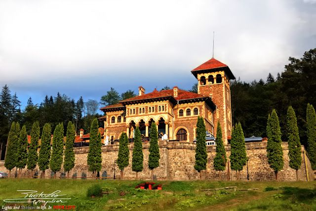 Cantacuzino Castle -II-     by   http://PhotoLeoGrapher.blogspot.com