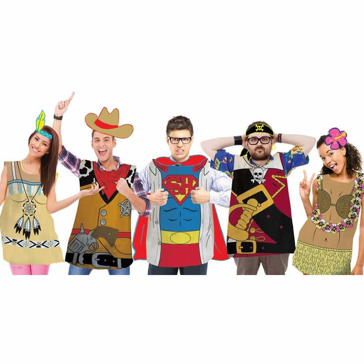 Emergency Fancy Dress Outfits! £5.99 from our online store. http://www.filthyfox.co.uk/Emergency-Fancy-Dress-Outfits.html