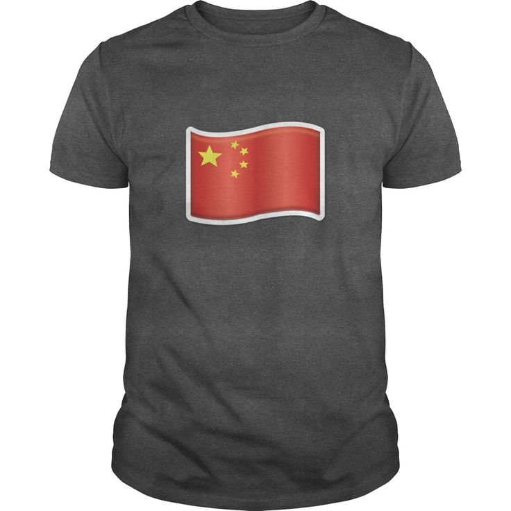 FLAG OF CHINA Emoji shirt, Order HERE ==> https://www.sunfrog.com/Funny/FLAG-OF-CHINA-Emoji-shirt-Guys-Dark-Grey.html?89700, Please tag & share with your friends who would love it, #renegadelife #jeepsafari #xmasgifts