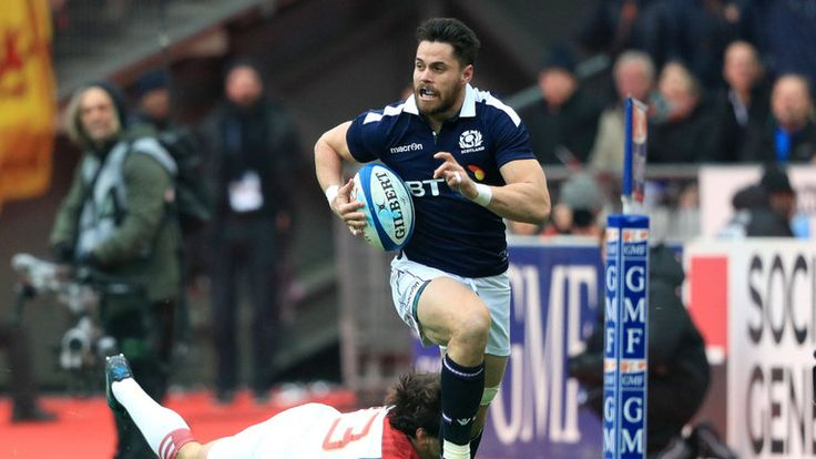 Sean Maitland (Scotland)