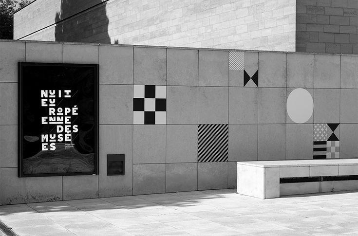 Nuit des Musées installation