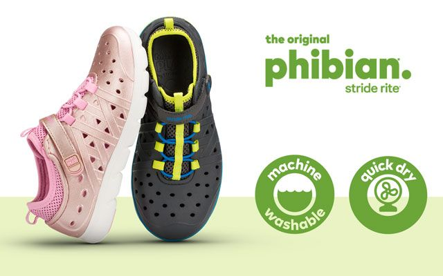 Kids' Made2Play Phibian Water Shoes | Stride Rite