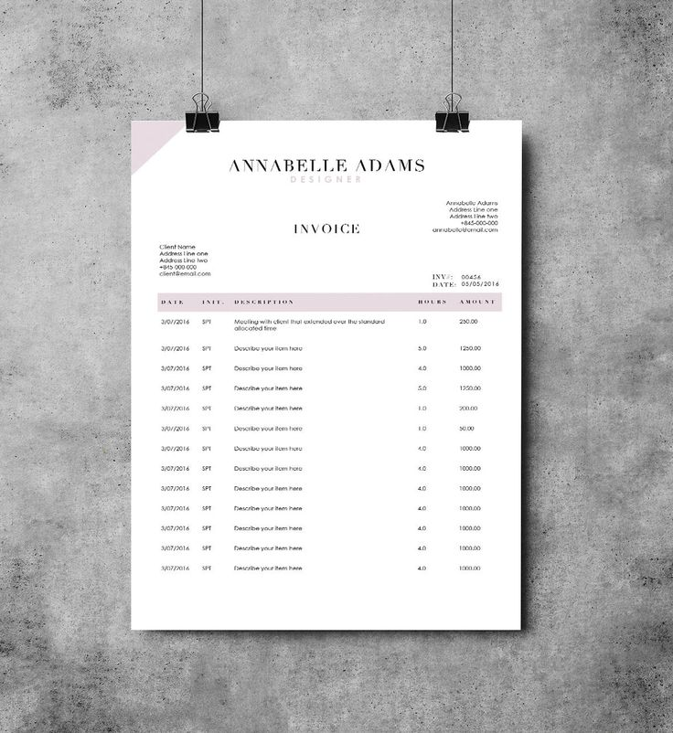 Best 25+ Invoice template ideas on Pinterest Invoice design - receipt invoice template free