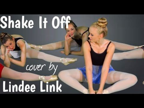 Taylor Swift - Shake It Off (cover by Lindee Link) - YouTube