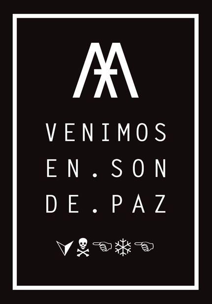 www.muroexe.com     MURO.EXE - VENIMOS EN SON DE PAZ