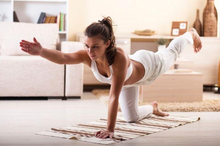 VIDÉO - Comment faire de l'exercice chez soi 10 minutes par jour